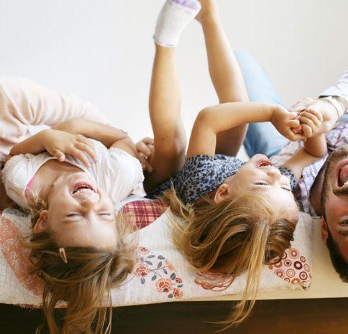 Mindfulness para padres: seis pautas para disfrutar aun más de tu familia