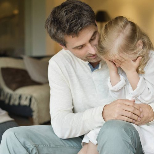 7 pasos para hablar con los niños sobre la muerte