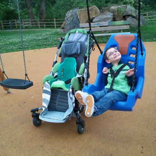 Parcs infantils per a TOTS I TOTES